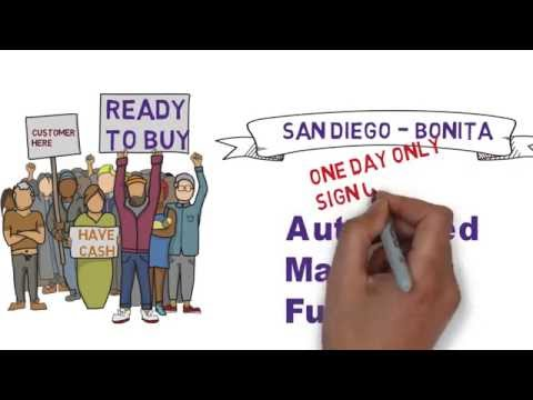 80% Of Your Marketing Event in San Diego, Bonita with Jorge Olson