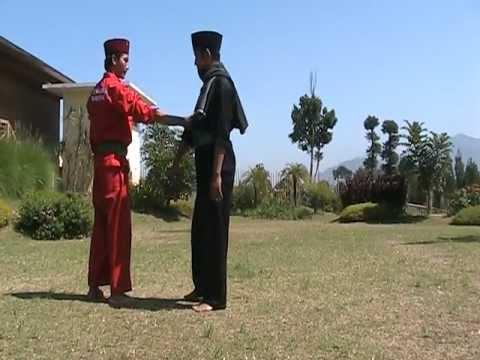 PERGURUAN SILAT CINGKRIK GONING TB.BAMBANG INDONESIA...PRACTICAL SANDI