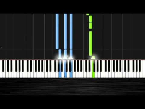 Nicki Minaj - Pills N Potions - Piano Tutorial by PlutaX - Synthesia