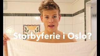 Storbyferie i Oslo? | Vlog 41