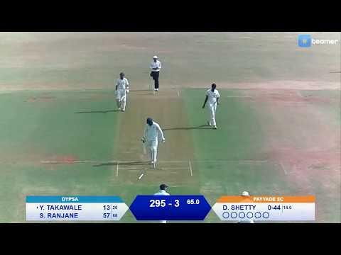 Mumbai Police Shield 2017 - DYPSA vs Payyade SC Highlights