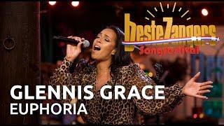 Glennis Grace knalt met 'Euphoria' in Beste Zangers Songfestival