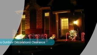 Collections Of Christmas Outdoor Decorations