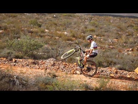2018 Absa Cape Epic Action l Stage 1
