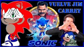 Jim Carrey y Sonico el erizo iluminati de sega   comparacion y curiosidades de Sonic the Hedgehog 20