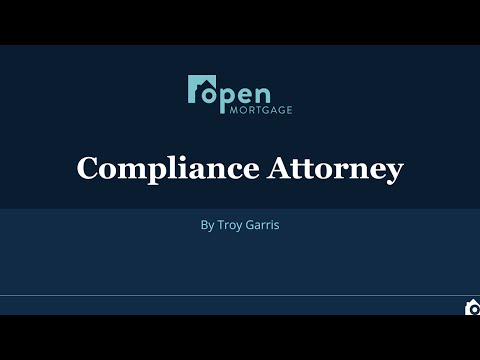 Compliance Attorney