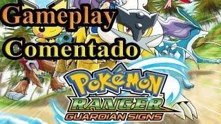 Gameplay Comentado - Pokemon Ranger Guardian Signs