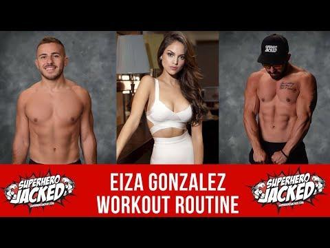 eiza-gonzalez-workout-routine-guide