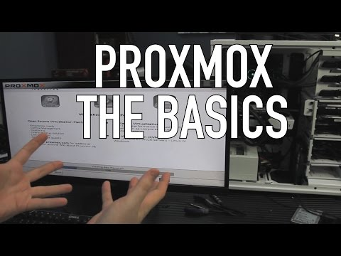How To Create A NAS Using ZFS and Proxmox (with pictures) - Open Source & Web-Based ...