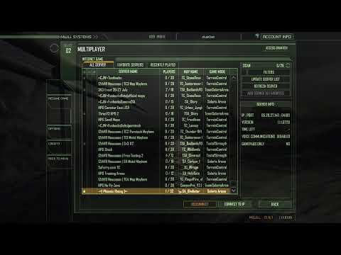 Mechwarrior Living Legends ThreeV3 Live!