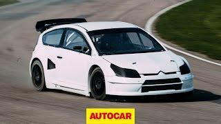600bhp Rx Car Driven | Rallycross Special | Autocar