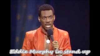 Эдди Мёрфи Eddie Murphy Нетолерантный Stand Up ч.1