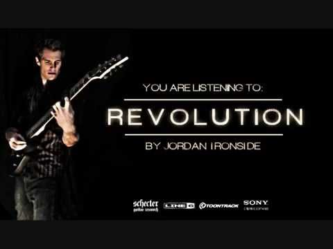 Revolution - Jordan Ironside