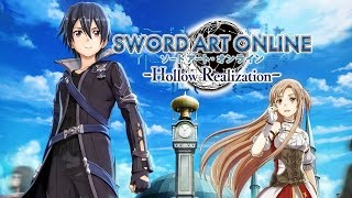 Игры по Аниме! Обзор игры Sword Art Online׃ Hollow Realization