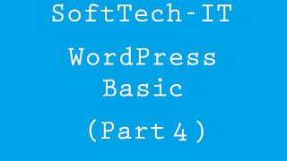 Basic WordPress - Part 4 ( cPanel Introduction and Installation of WordPress using cPanel )