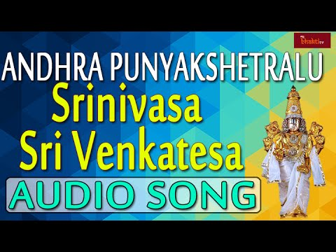 Srinivasa Sri Venkatesa  Devotional Song | Andhra Punyakshetralu Album