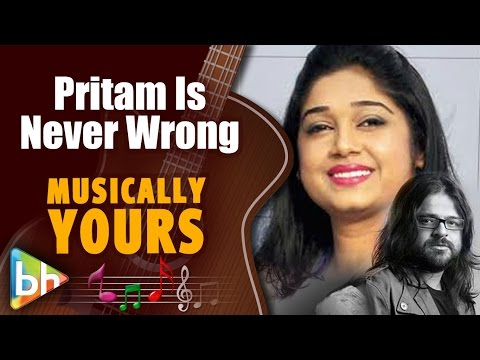 """Pritam Da Is Never Wrong"": Antara Mitra"