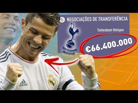 DESAFIO: Aceitando TODAS AS PROPOSTAS (Real Madrid) ⭐ | FIFA 18 Experimentos