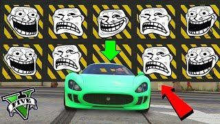 GTA 5 ONLINE 🐷 100% IMPOSSIBILE MI ARRENDO !!! 🐷 GARE TROLL 🐷N*64🐷 GTA V ONLINE 🐷 DAJE !!!