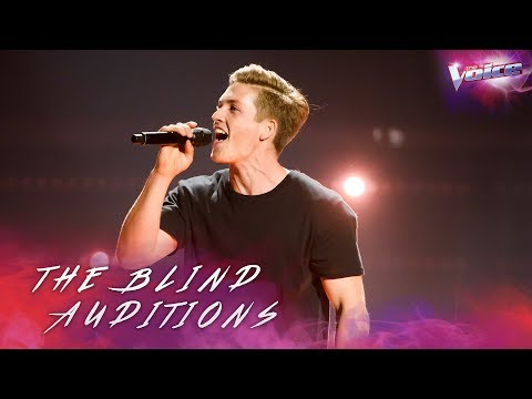 David McCredie sings Castle On The Hill | The Voice Australia 2018