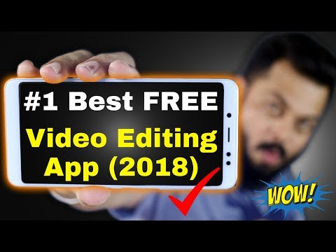 BEST VIDEO EDITING ANDROID APP FOR YOUTUBERS - Free, No Watermark, FullHD Output