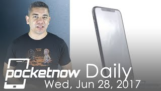 iPhone 8 dummy seems legit, Apple AR steps & more   Pocketnow Daily