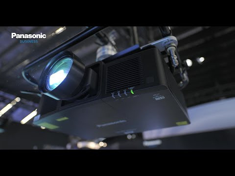 Whatever the application Panasonic has the right projector to fit your needs