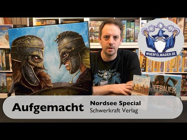 Aufgemacht - Folge 9: Nordsee Special