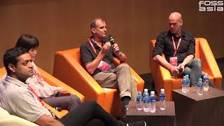 AI, Cloud, Blockchain and the Conversational Web: Where is it all going? - FOSSASIA 2018