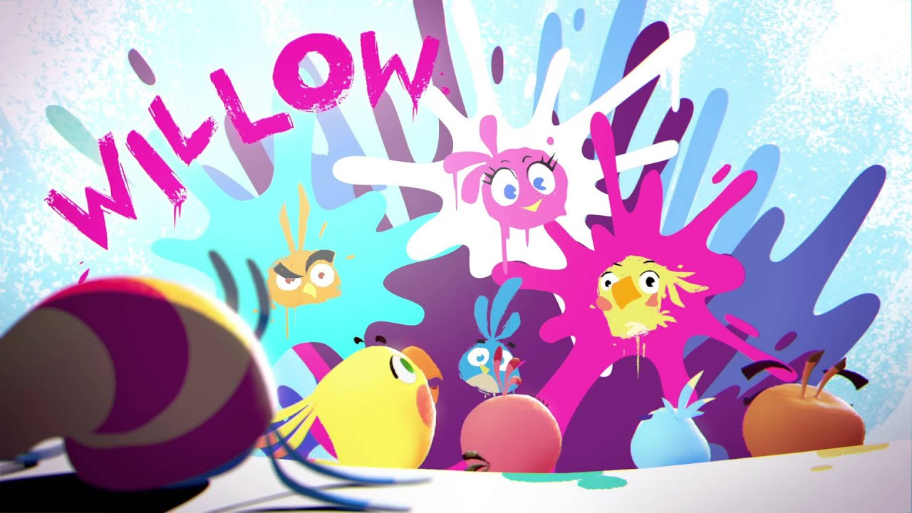 Angry Birds Stella: My Name Is Willow YouTube