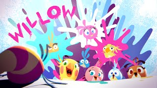 Angry Birds Stella: My Name Is Willow!