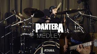 Pantera Solo Medley (Multi-Instrumental Cover) by Owen Davey