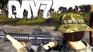 DayZ 0.63 - Becoming a Gentleman Bandit!