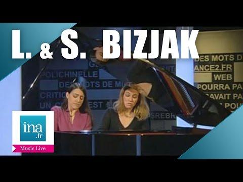 "Lidija et Sanja Bizjak ""La fantaisie en fa mineur"" de Franz Schubert | Archive INA"