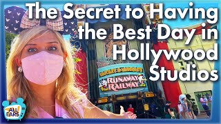 The Secret to Having the Best Day in Disney World's Hollywood Studios