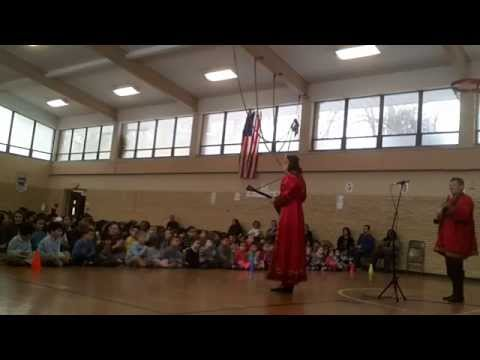 Yonkers, NY Russian dancers garmoshka balalaika