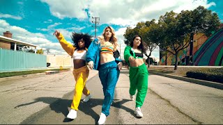 Lele Pons & Fuego - Bloqueo (Official Dance Video) ft. Delaney Glazer