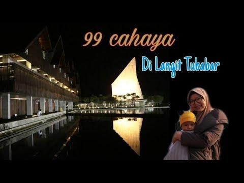 "liburan-ke-masjid-unik-""99-cahaya""-di-tulang-bawang-barat-(tubaba)- -lampung"