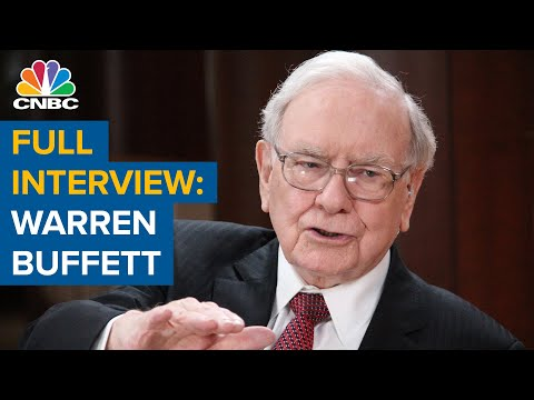 Watch CNBC's full interview with Berkshire Hathaway CEO Warr