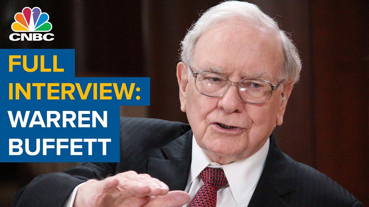 Image result for warren buffett interview cnbc