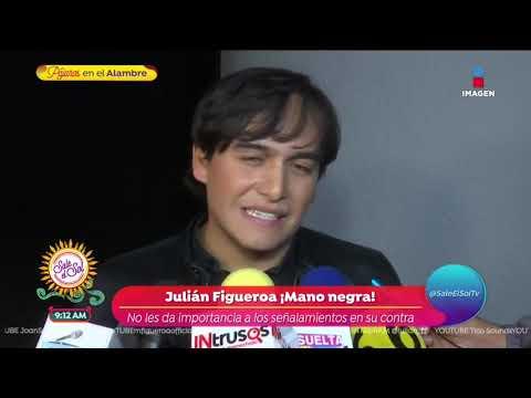 Julián Figueroa asegura que nunca ha lastimado a Maribel Guardia  | Sale el Sol