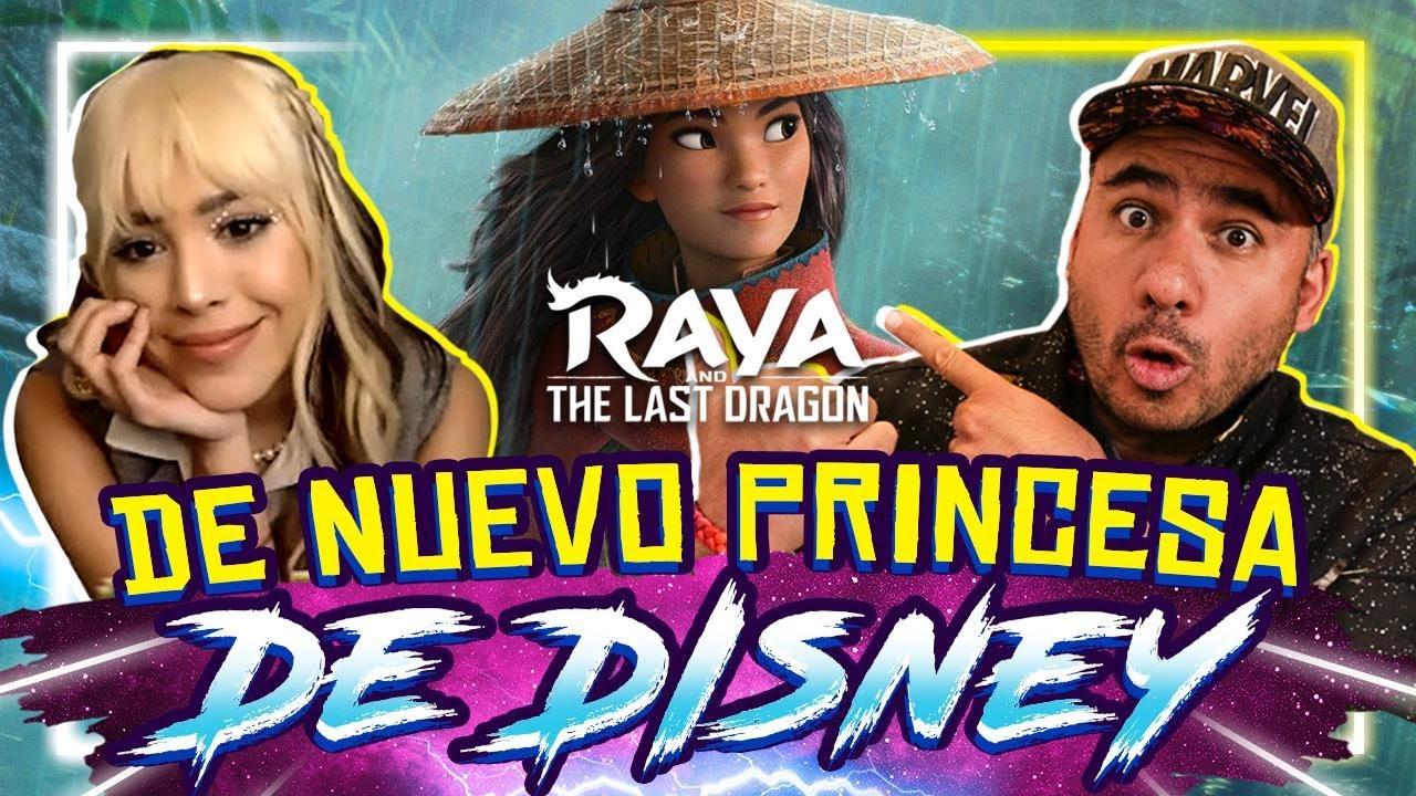 Danna Paola habla sobre su nuevo estelar de doblaje en Disney: RAYA Y EL ÚLTIMO DRAGÓN