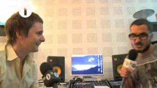 Muse Studio Interview-The Resistance (BBC 2009)