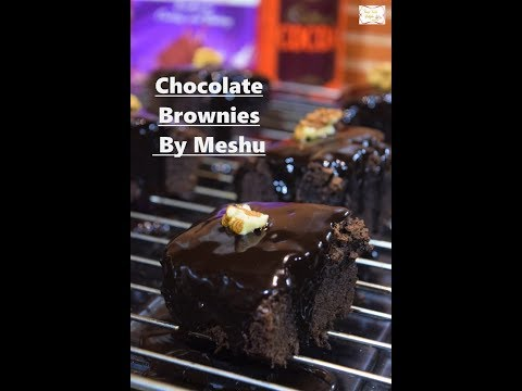 Chocolate Brownies By Meshu | Episode 10