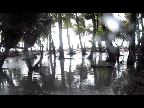 kiribati Climate Change in Arorae,Kiribati 2015. (part 1)