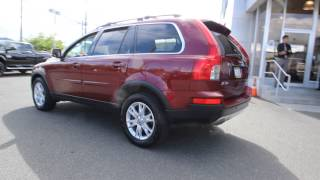 2007 Volvo XC90 3.2 Red STK#STK339273 Rairdon Dodge Chrysler of Bellingham