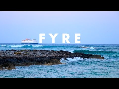 Fyre Festival travel vlog