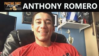 Undefeated Canadian Anthony Romero talks KOTC fight Sept. 15
