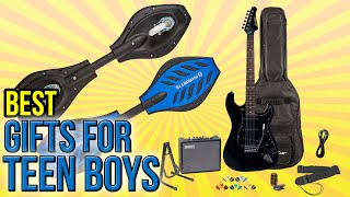 10 Best Gifts For Teen Boys 2016 | Ezvid Wiki