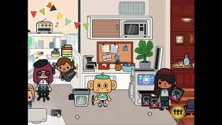 The Annoying Coworker - Toca Life Office Fan Video